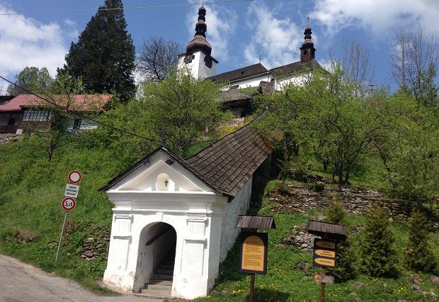 Nádherná Špania dolina je ďalším zastavením sa na Barborskej ceste